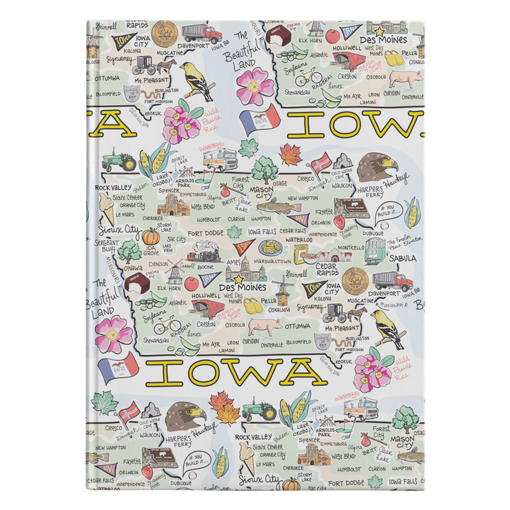 Iowa Map Journal
