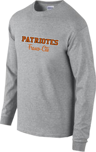Patriotes LS Shirt