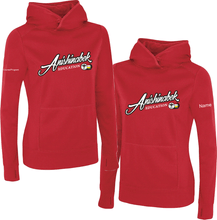 Load image into Gallery viewer, Ladies AEI Twill Front Performance Hood With Name and Course/Program