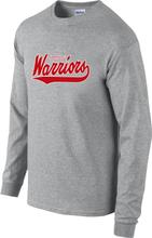 Load image into Gallery viewer, Nipissing Warriors Long Sleeve