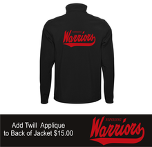 Load image into Gallery viewer, Nipissing Warriors Warm Up Jacket