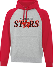 Load image into Gallery viewer, Northern Stars Colour Block Twill Front Hood