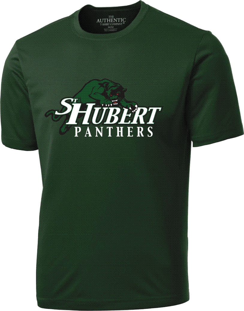 St Hubert Panthers Performance T
