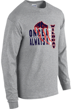 Load image into Gallery viewer, Once a Wildcat Long Sleeve