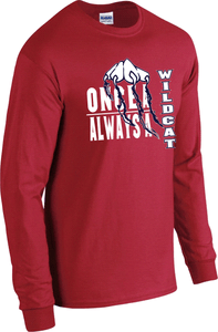 Once a Wildcat Long Sleeve