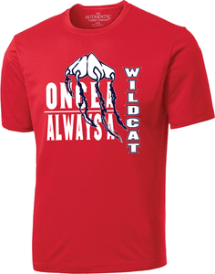 Once a Wildcat Performance T