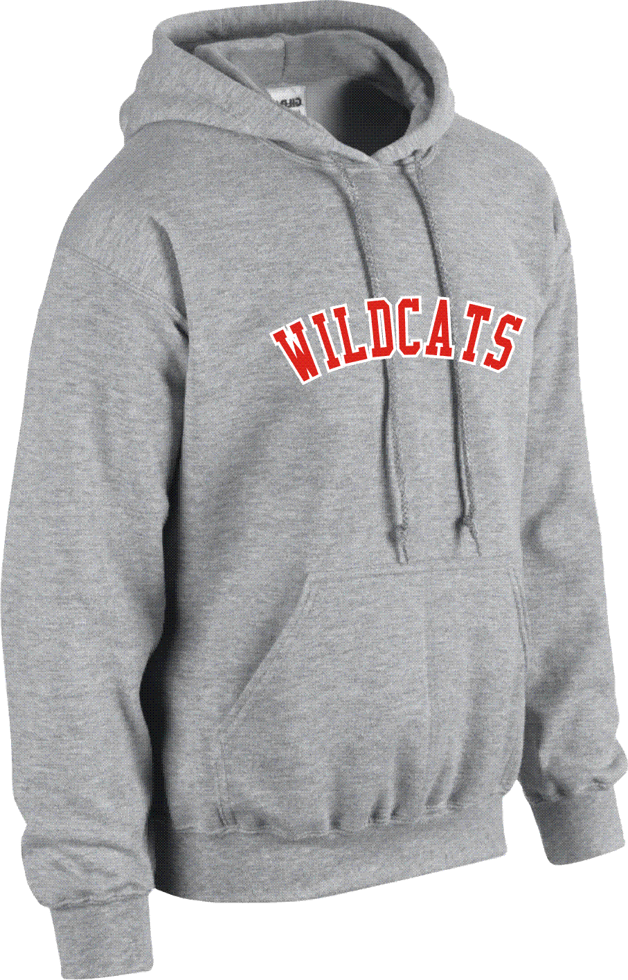WILDCATS Twill Front Hood