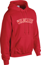 Load image into Gallery viewer, WILDCATS Twill Front Hood