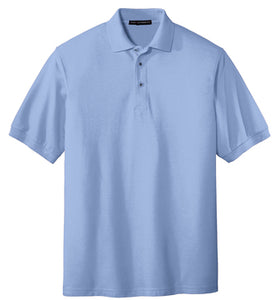 Clearance East End Light Blue Polo