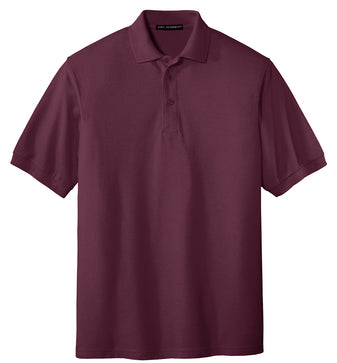 Clearance Southside Maroon Polo