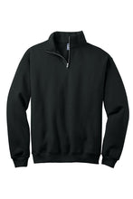 Load image into Gallery viewer, Clearance Northline 1/4-Zip Sweatshirt, Black