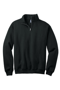 Clearance Northline 1/4-Zip Sweatshirt, Black