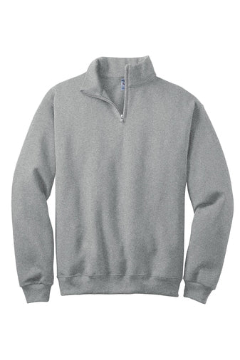 Clearance Hoffman 1/4-Zip Sweatshirt, Grey