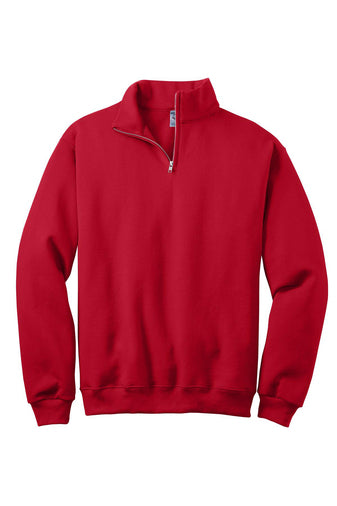 Clearance West 1/4-Zip Sweatshirt, Red