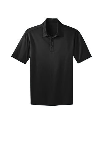 Clearance Fifth Ward Black Polo