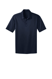 Clearance White Oak Dri-Fit Navy Polo