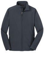 Load image into Gallery viewer, Clearance Hoffman Soft Shell Jacket, Grey