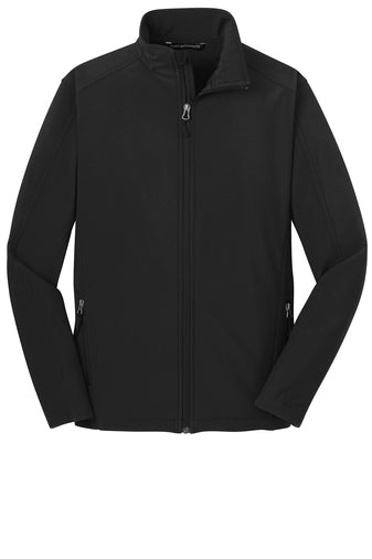 Clearance Northline Soft Shell Jacket, Black