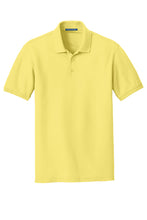 Load image into Gallery viewer, Clearance Hoffman Yellow Polo