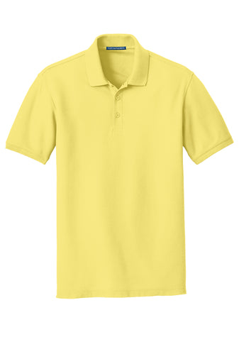 Clearance Hoffman Yellow Polo