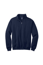 Load image into Gallery viewer, Clearance White Oak 1/4-Zip Sweatshirt, Navy