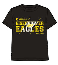 Load image into Gallery viewer, Eisenhower Spirit Shirt, Black
