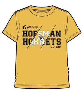 Hoffman Spirit Shirt, Yellow