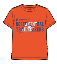Load image into Gallery viewer, North Central Spirit Shirt, Orange