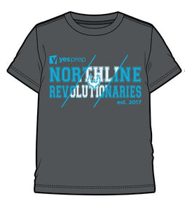 Northline Spirit Shirt, Asphault Grey