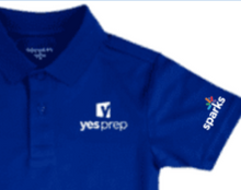 Load image into Gallery viewer, Elementary School Universal Polo, Royal Blue