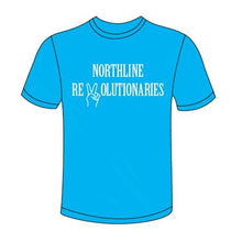 Load image into Gallery viewer, Clearance Northline Spirit Shirt, Sapphire Blue