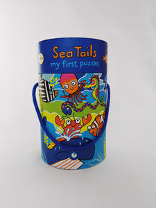 Jellycat, Sea Tails, My first puzzle