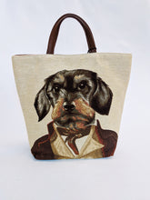 Load image into Gallery viewer, Belly Moden, Daschund Design Tote bag