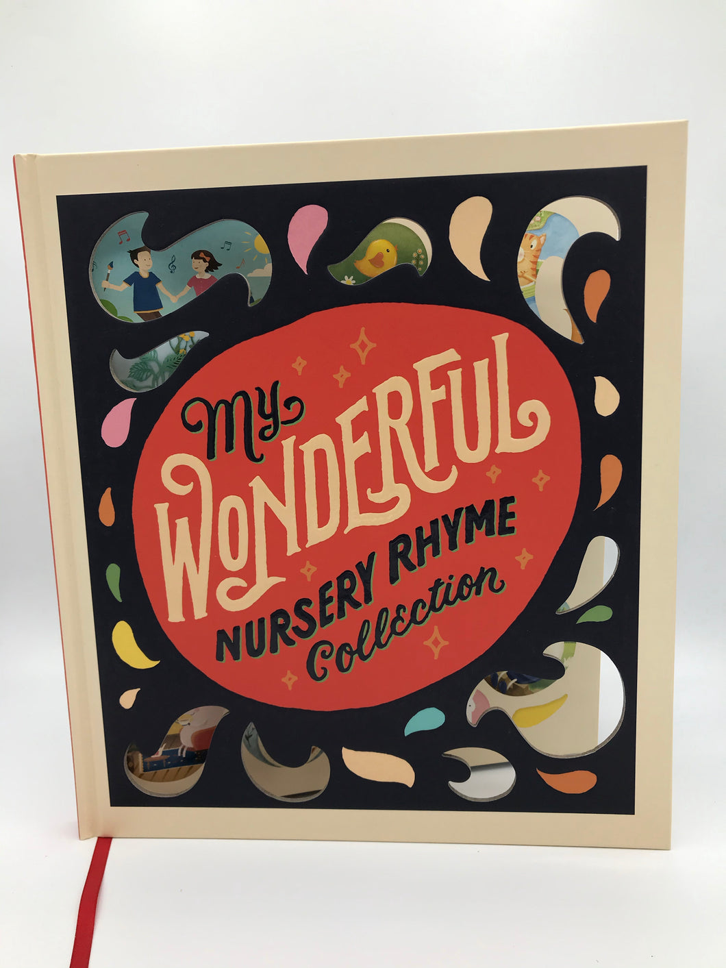 The Wonderful Nursery Rhyme Collection