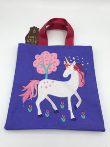 Lulu L'unicorn Tote bag