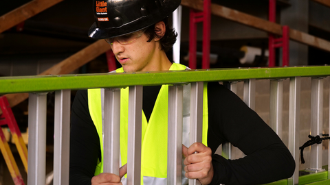 Ladder Safety for the Vulnerable