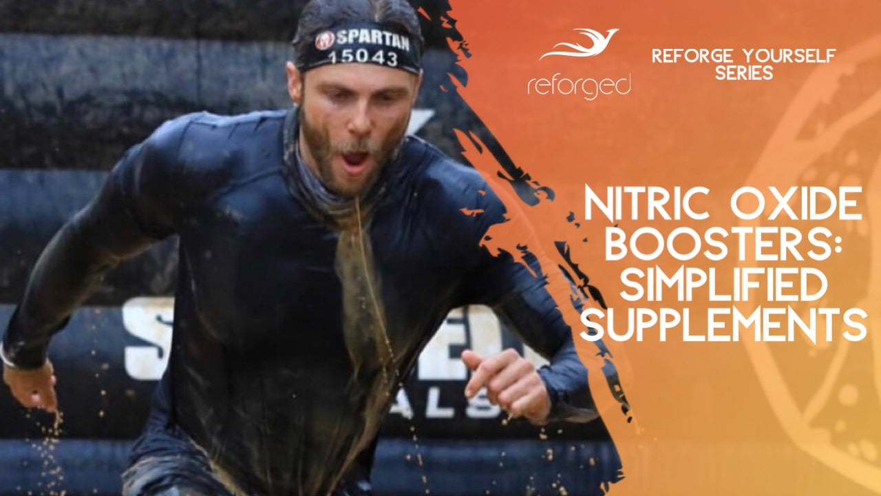 Nitric Oxide Boosters: Simplified Supplements