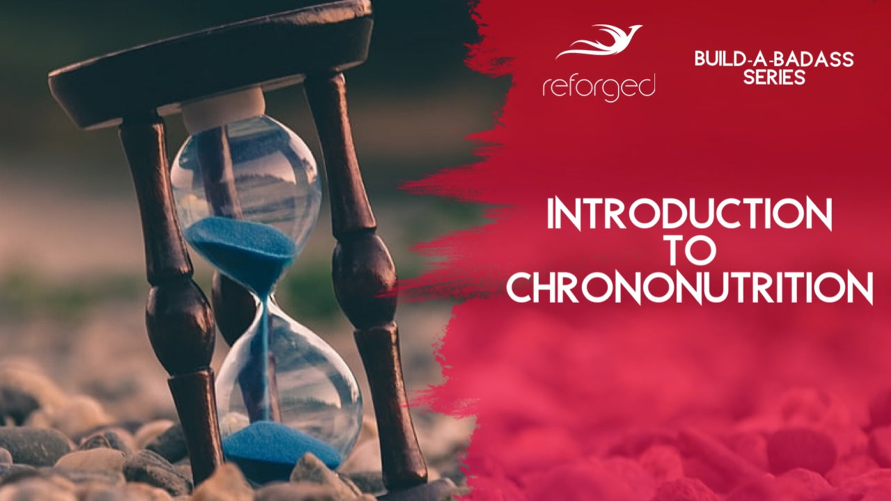 Chrononutrition: An Introduction to Time-Restricted Feeding