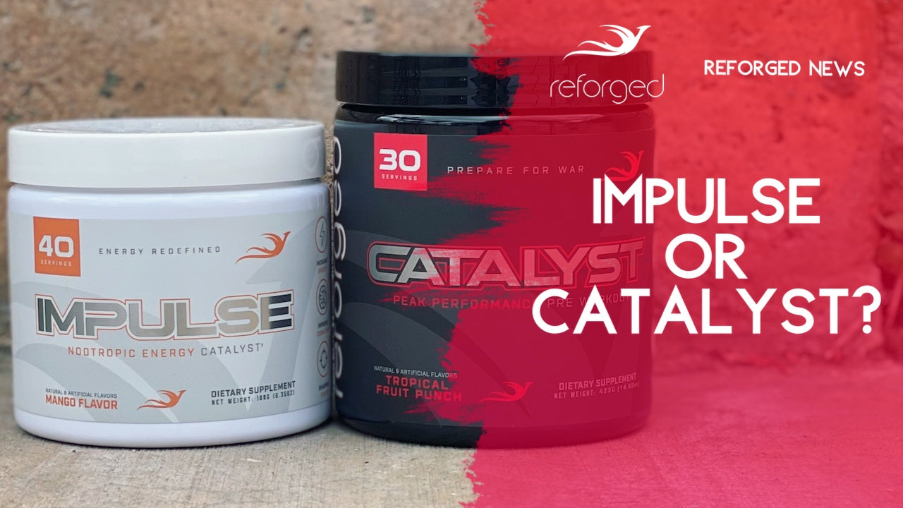 What Is The Difference Between Impulse and Catalyst?