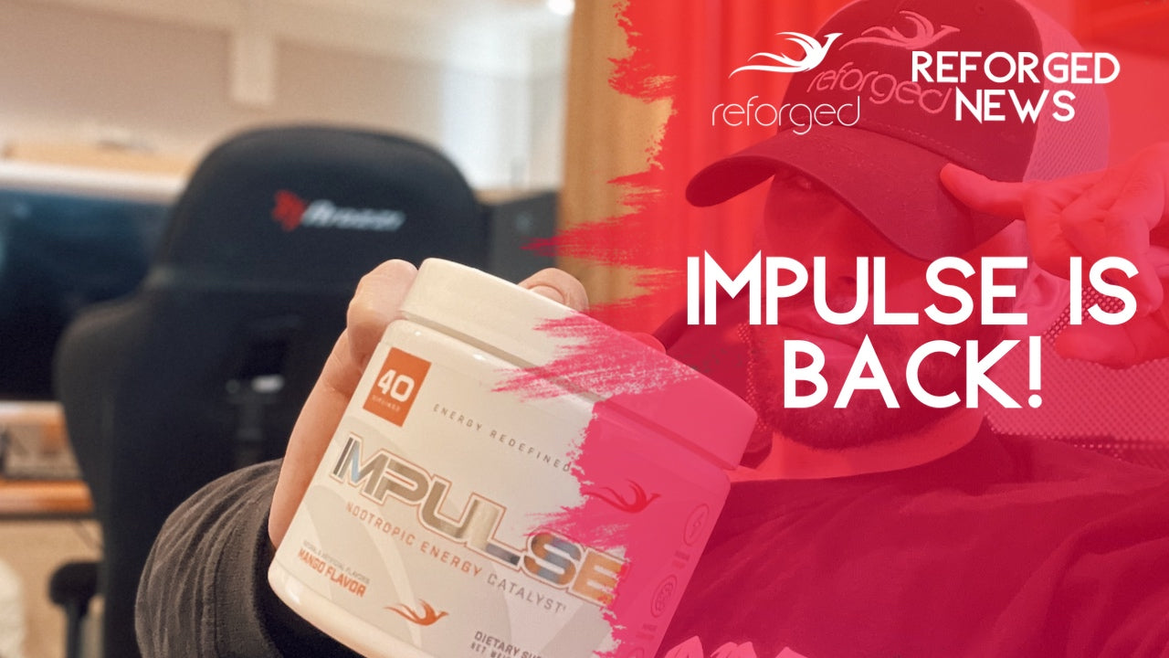Impulse Is BACK! And Special Announcements...