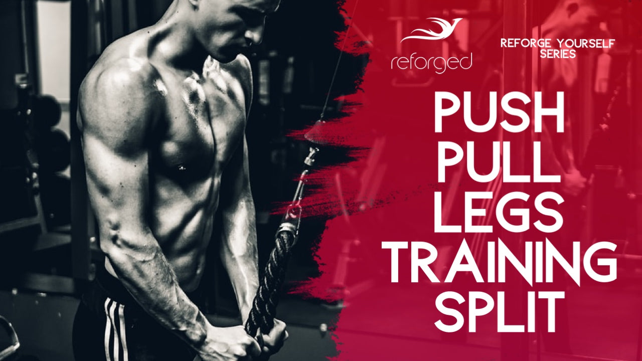 Golden Age Training: The Quick & Practical Guide to the Push-Pull-Legs Training Split
