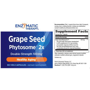 Grape Seed Phytosome