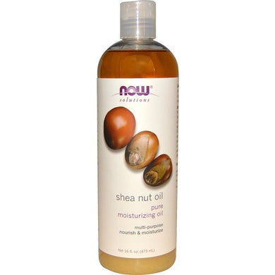 shea nut oil now solutions