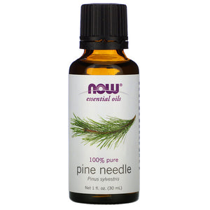 Now Foods, Essential Oils, Pine Needle