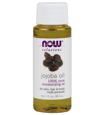 now jojoba oil 100% pure now solutions