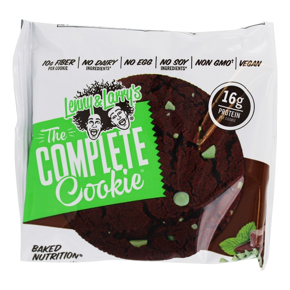 Complete Cookie Chocolate Mint