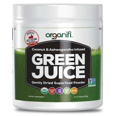 Green Juice organifi superfood powder