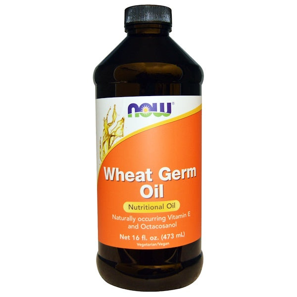 Liquid Wheat Germ Oil
