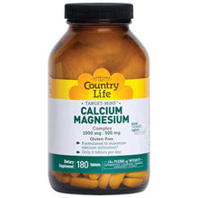Load image into Gallery viewer, TARGET MINS Calcium Magnesium
