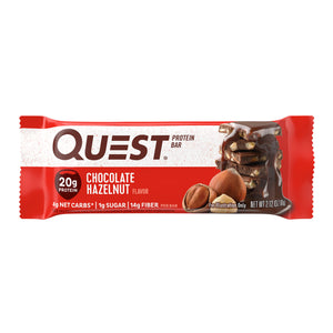 Quest Bar Choc Hazelnut